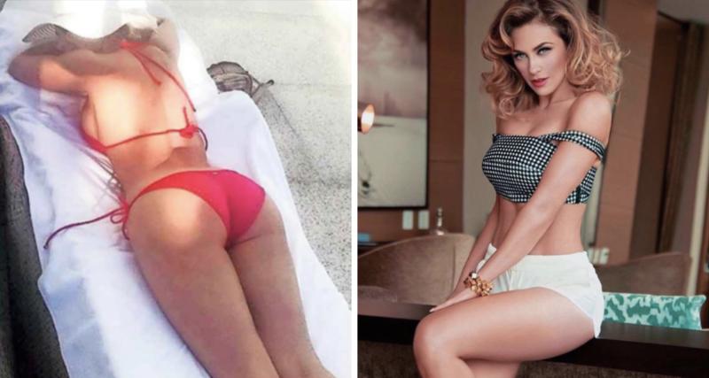 Aracely Arámbula Lo Vuelve A Hacer Y Se Desnuda En Instagram
